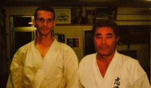 Philippe Chevaux, art martiaux, karaté, okinawa, higa sensei, yiquan, Lille